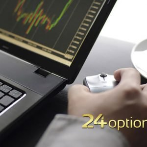 Trading CFD broker 24option