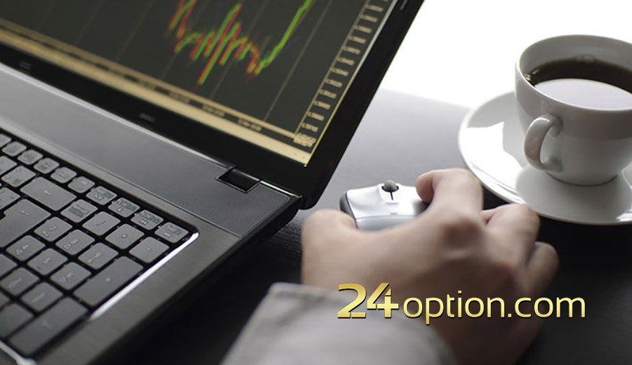 Conto Demo del broker 24option