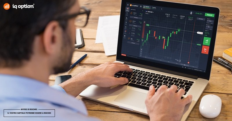 Leva finanziaria del broker iqoption